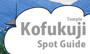 At Kofukuji Temple
